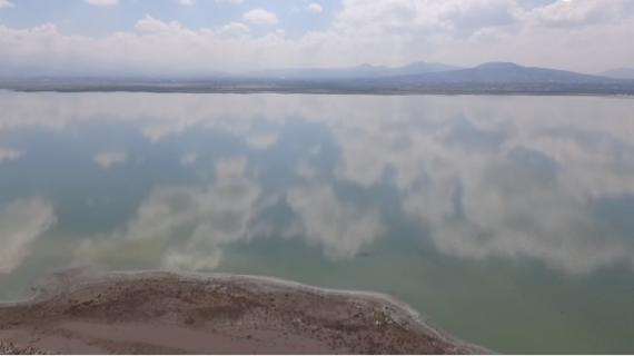 Nuevo Aeropuerto dejaría sin agua a capitalinos