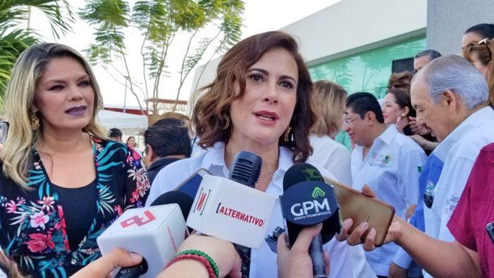 Llegan al DIF Sinaloa 650 toneladas de ayuda