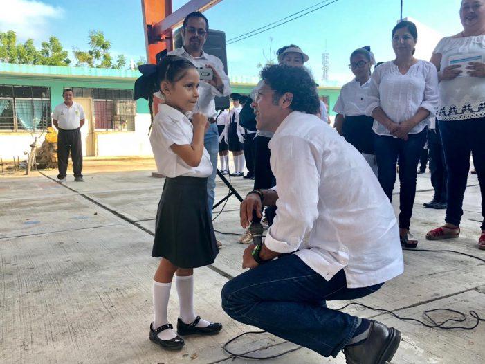 Sinaloa | Reanudan clases el 82% de escuelas de Escuinapa y Rosario