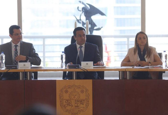 Autoriza cabildo el Plan Municipal de Desarrollo Querétaro 2018-2021