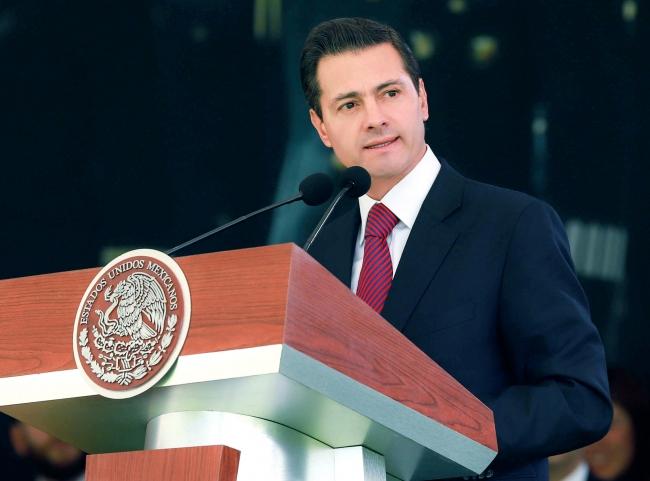 Legítimo proponer visiones distintas, pero con unidad: Peña Nieto