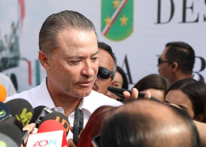 Militares viene a respaldar a las policías locales en Sinaloa: QOC