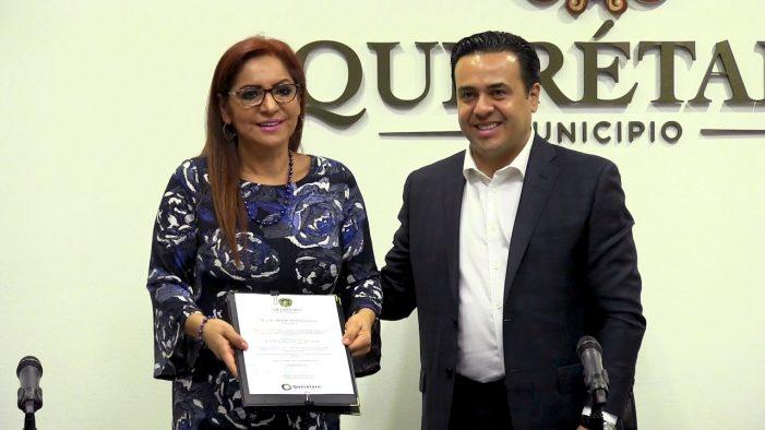 Querétaro, la mejor ciudad para vivir: Luis Nava
