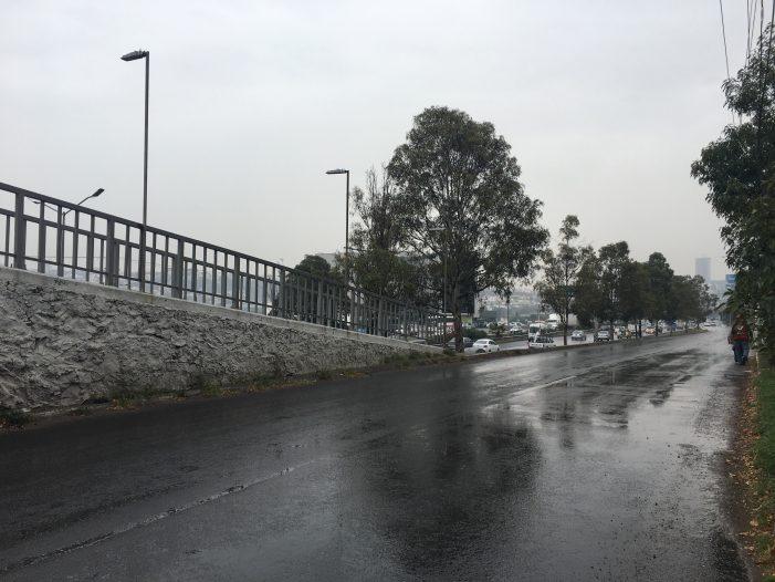 ¡Llueve en Querétaro, tome sus precauciones!