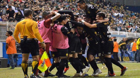 Gana Dorados 2-0 a Bravos en partido de ida en semifinales