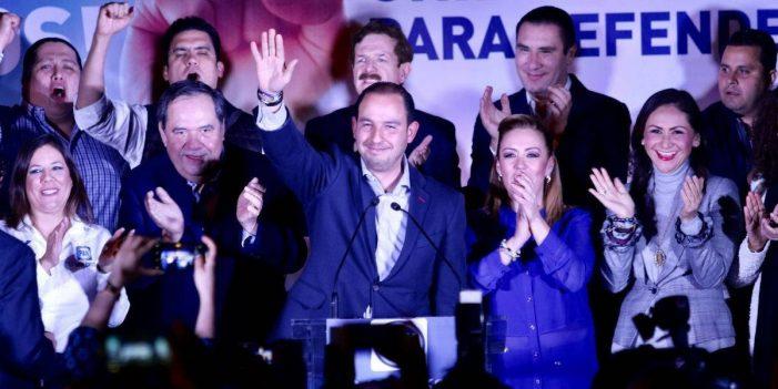 Marko Cortés se perfila como nuevo dirigente nacional del PAN
