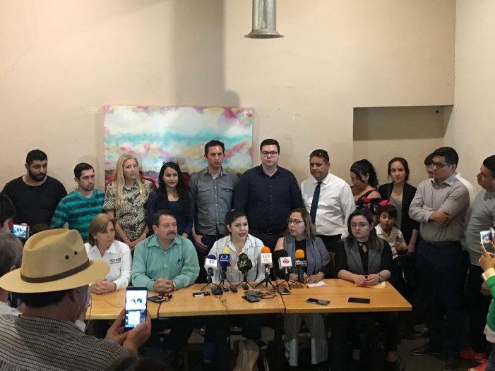 Merary 'levanta la mano' y va por MORENA en Sinaloa