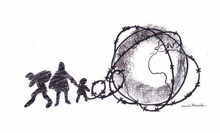 Tinta infinita| ¿Ya se les olvido qué existen gracias a la inmigración?