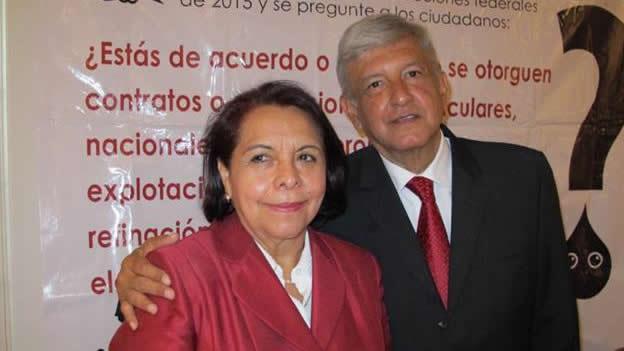 AMLO propone a Celia Maya como magistrada de la SCJN