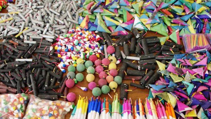 Explosión de pirotecnia en comunidad de Tequisquiapan deja tres muertos
