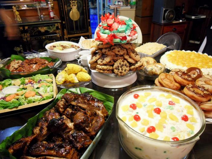 ¿Sabes cómo balancear tu alimentación en fiestas de fin de año?