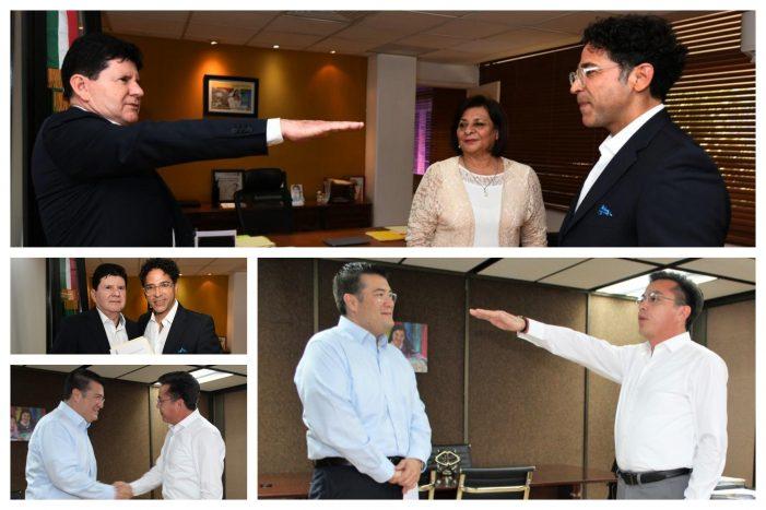 Más cambios en el gabinete de Quirino Ordaz