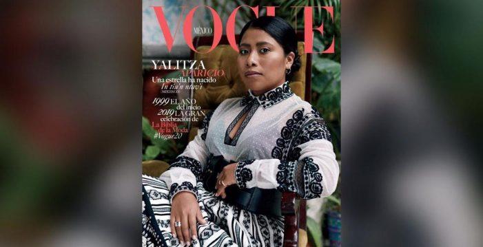 Yalitza Aparicio| Se vuelve viral su aparición en portada para Vogue México