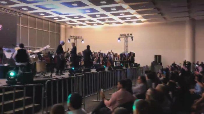Concierto Queen Sinfónico hizo vibrar el Centro de Congresos el día de ayer