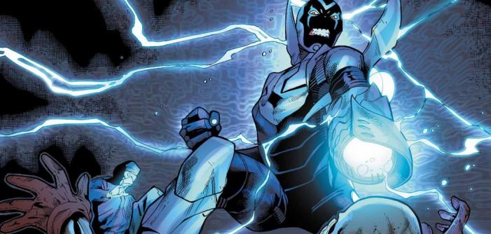 Conoce al nuevo superhéroe de cómics mexicoamericano