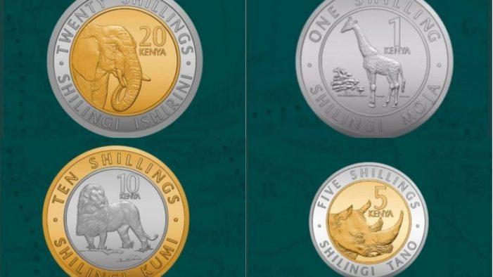 Las monedas de Kenia ya no tendrán políticos, ahora serán animales