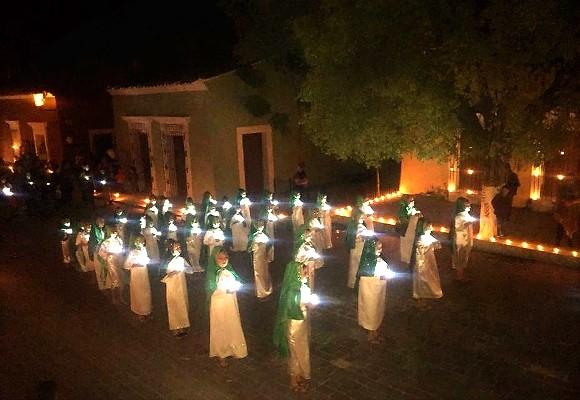 """Invitan a celebrar el """"El Festival de las Velas"""" en Cosalá"""