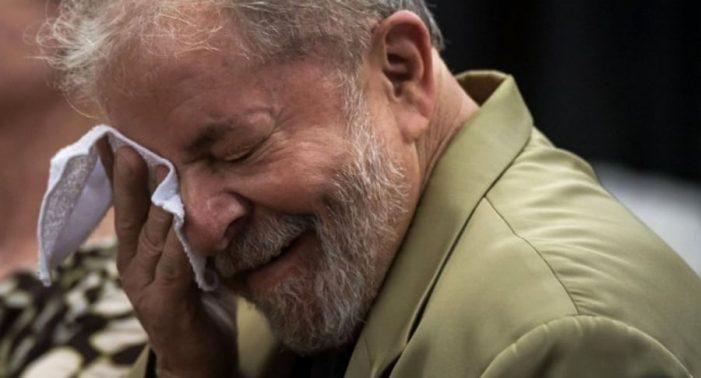 El expresidente de Brasil, Lula da silva, pasará su primer navidad en prisión
