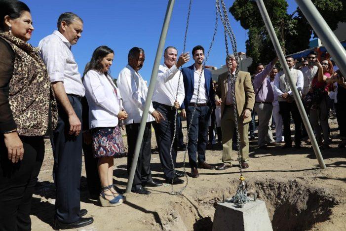 Arranca construcción del nuevo Hospital Pediátrico de Sinaloa