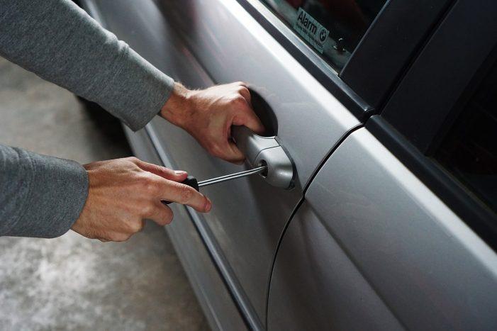 Estos son los autos más robados en el país