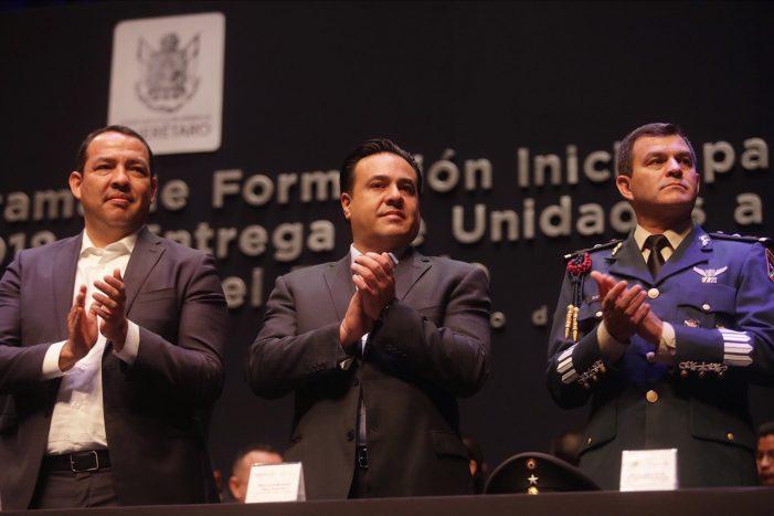 Luis Nava pide definir función de Guardia Nacional
