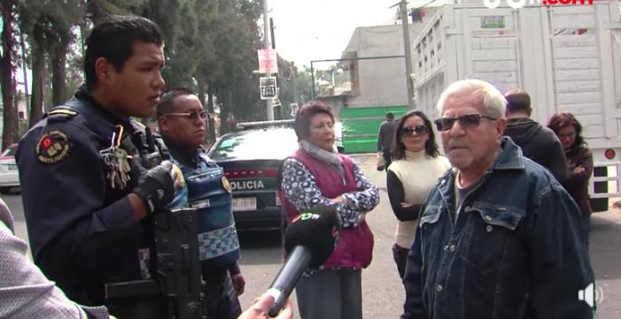 Asaltos en Ciudad de México en menos de 30 segundos