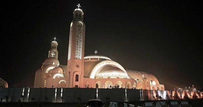 Egipto| Inauguran la catedral más grande de Medio Oriente
