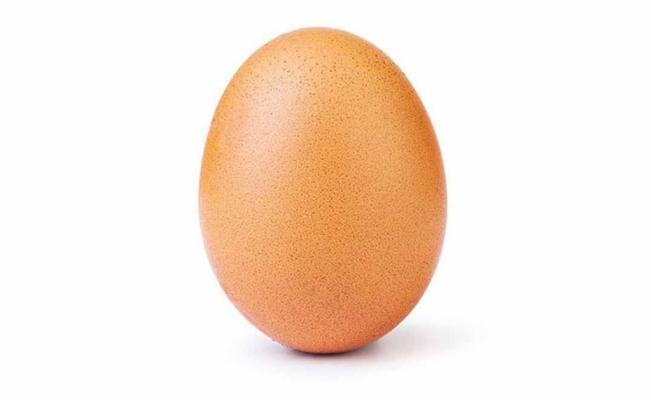 El huevo de 24.5 millones de me gusta de Instagram