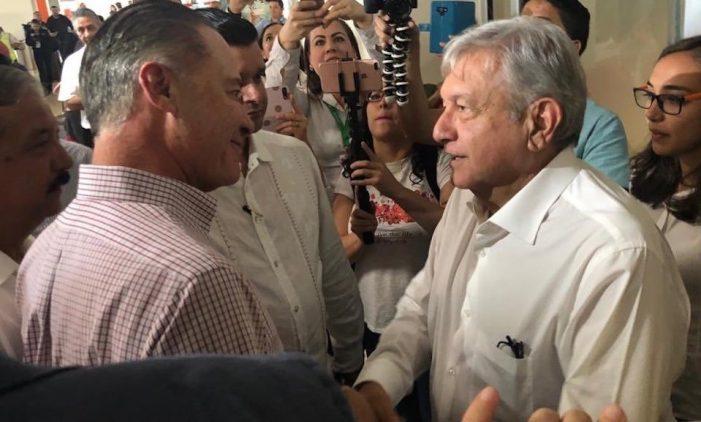Confirma QOC visita de AMLO a Sinaloa