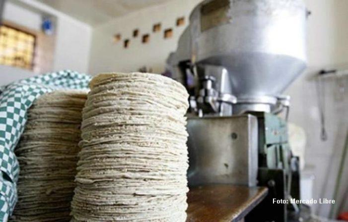 Se mantiene precio tope de la tortilla en Sinaloa