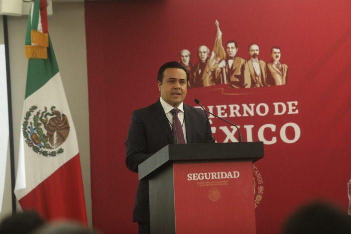 Llama Luis Nava a alcaldes a apoyar Estrategia Nacional de Seguridad