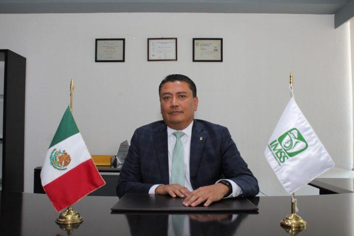 Designan al nuevo delegado en Querétaro del IMSS