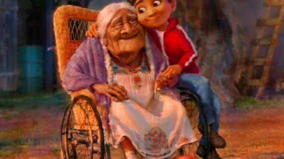 Editorial / Toma el llavero abuelita