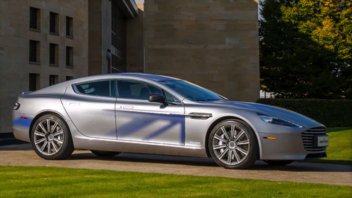 El Aston Martin eléctrico para James Bond