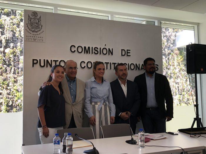 Legislatura de Querétaro aprueba reformas que crean Guardia Nacional