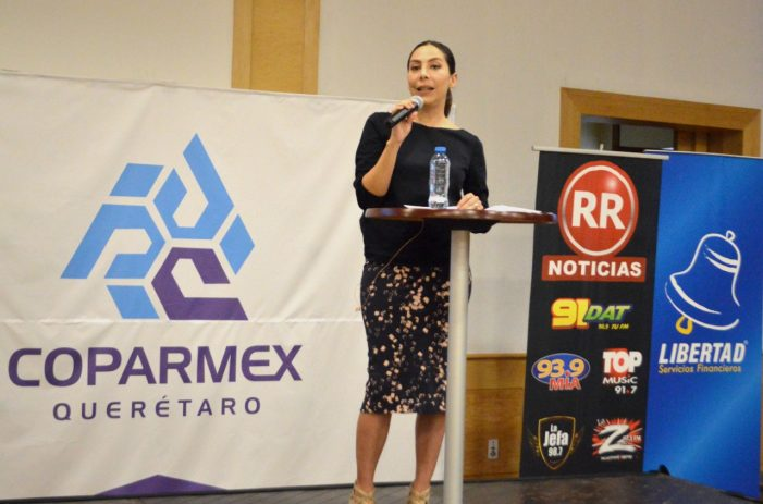 Los empresarios deben ser contrapeso activo en favor de México: Coparmex
