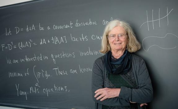 Por primera vez en la historia una mujer gana el Premio Nobel de las Matemáticas