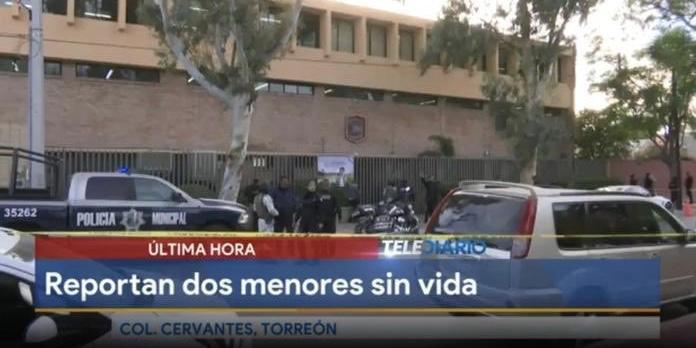 Tiroteo en primaria de Torreón