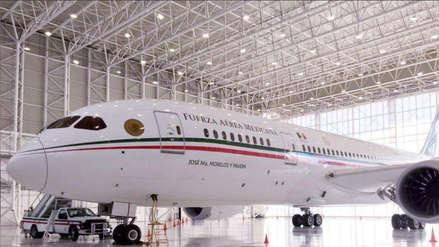 AMLO regresa de volada el avión presidencial, no se vendió en EU