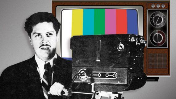 Hace 57 años fue la primera transmisión televisiva a color