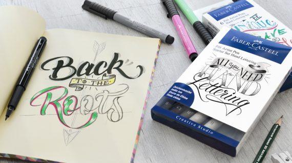 El arte del lettering: un nuevo propósito para llevar a cabo en este 2020