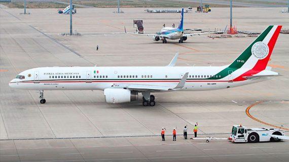¡Créalo, usted! López Obrador propone rifar avión presidencial