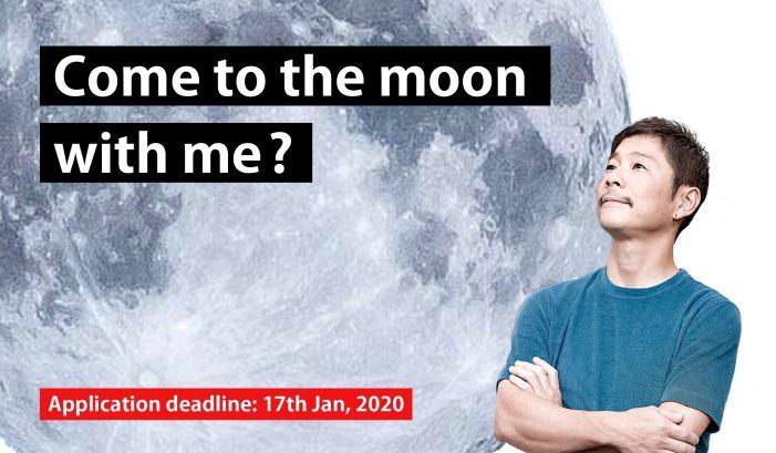 Millonario japonés busca novia para viajar a La Luna