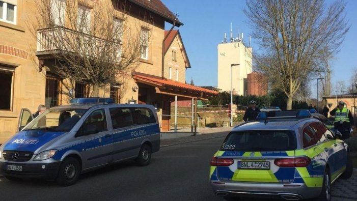 Tiroteo en Alemania deja varios muertos; el agresor fue detenido