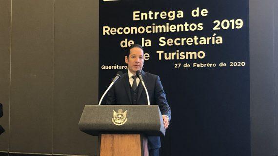 FDS entrega reconocimientos a prestadores de servicios turísticos