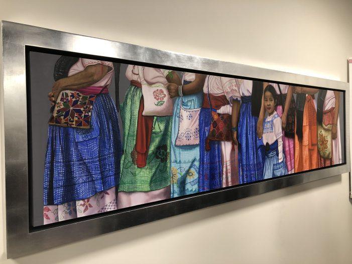 """Presentan exposición """"Raíces y sentimientos de un pueblo"""" en zona arqueológica El Cerrito"""