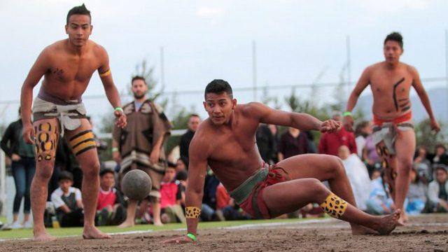 La UNAM busca rescatar el juego de pelota y declararla Patrimonio Cultural Intangible de la Humanidad.