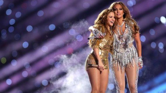 ¿Cuánto ganaron JLo y Shakira por su presentación en el SuperBowl?