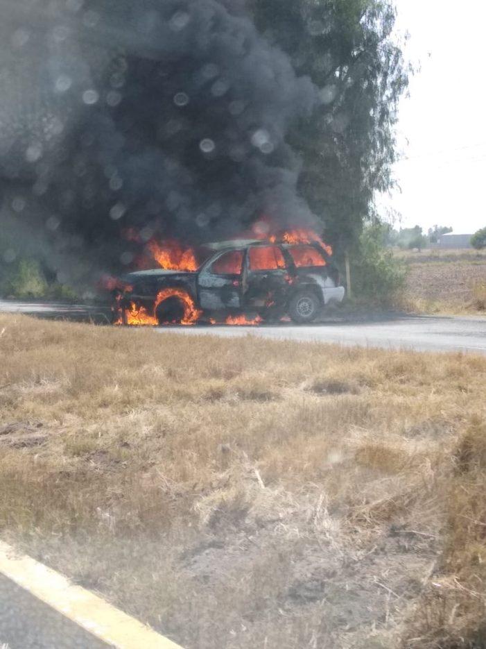 Última hora: Reportan bloqueos carreteros en el estado de Guanajuato