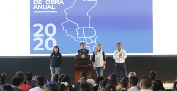 Luis Nava presenta Plan de Obra Anual para municipio de Querétaro
